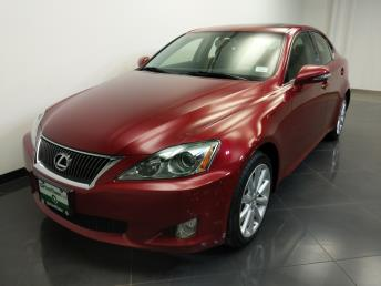 2010 Lexus IS 250 Sport  - 1240029366
