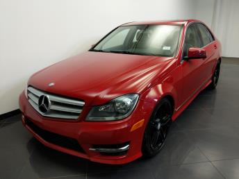 Used 2013 Mercedes-Benz C 300 4MATIC Sport