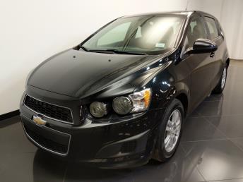 2014 Chevrolet Sonic LT - 1240029384