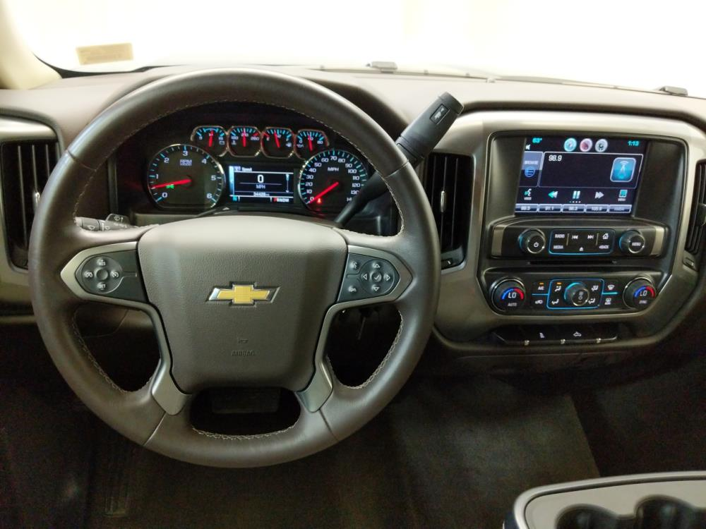 2014 Chevrolet Silverado 1500 Double Cab LT 6.5 ft - 1240029394
