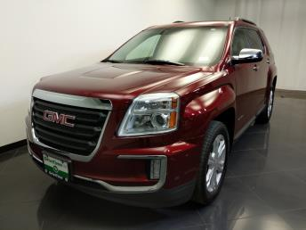 Used 2016 GMC Terrain