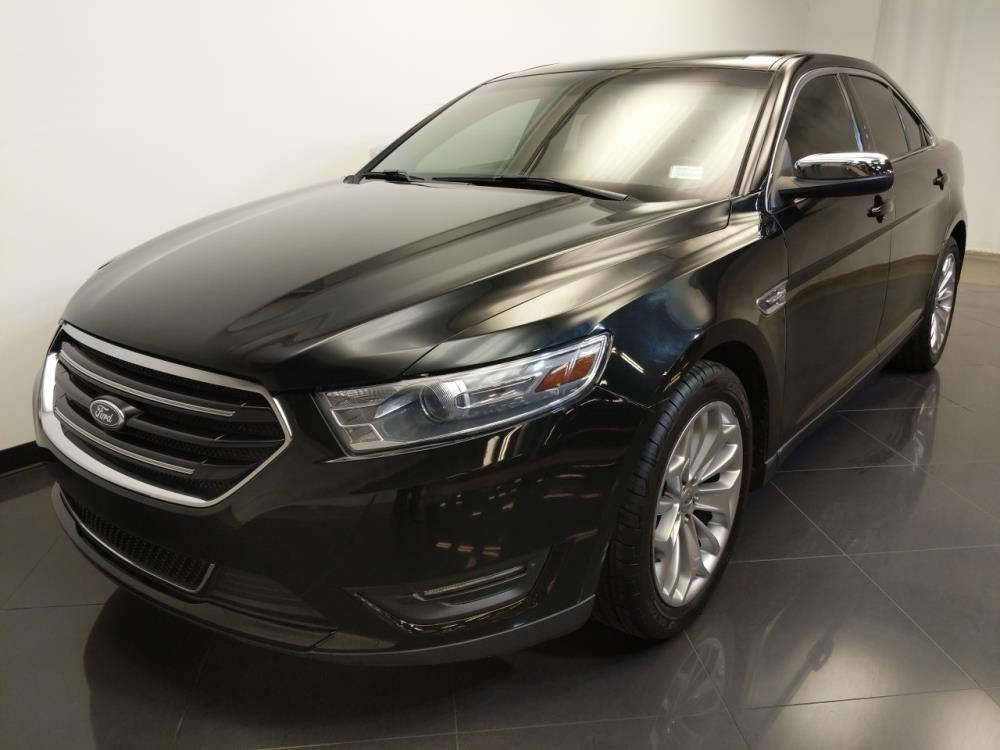 2013 Ford Taurus Limited - 1240029472
