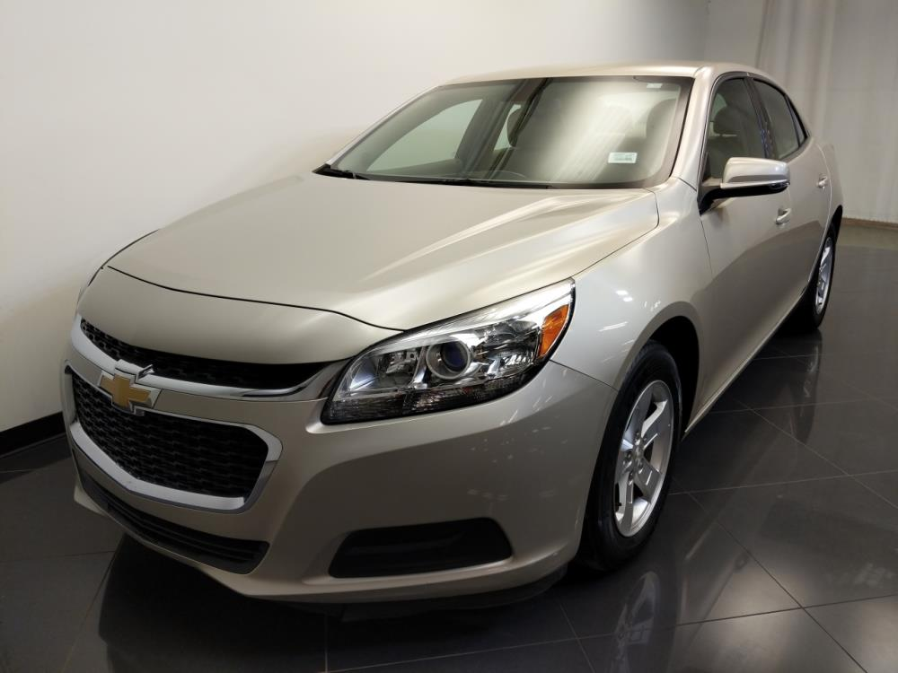 2016 Chevrolet Malibu Limited LT - 1240029633