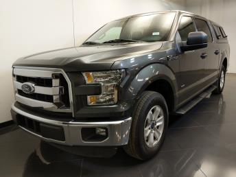 2015 Ford F-150 SuperCrew Cab XLT 5.5 ft - 1240029657