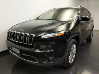 2016 Jeep Cherokee Limited - 1240029684