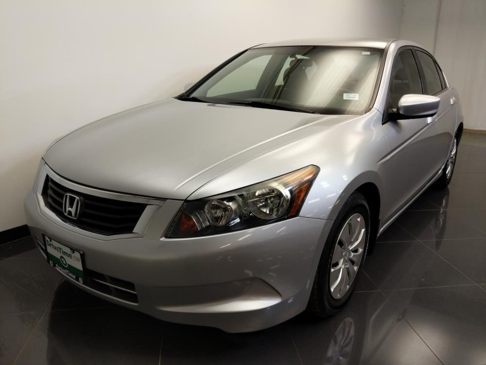 2010 Honda Accord LX - 1240029718