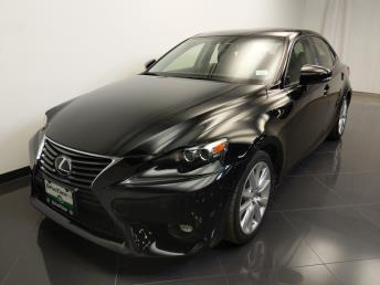 2015 Lexus IS 250  - 1240029756