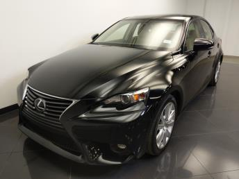 2015 Lexus IS 250  - 1240029757