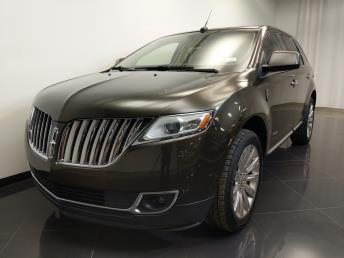 2011 Lincoln MKX  - 1240029778