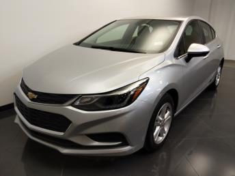 2017 Chevrolet Cruze LT - 1240029822
