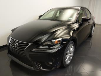 2015 Lexus IS 250  - 1240029830