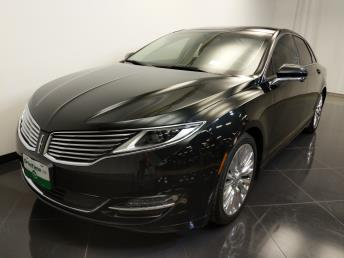 2015 Lincoln MKZ  - 1240029840