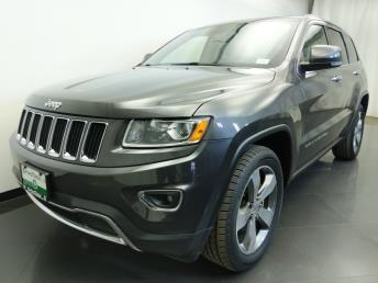 2014 Jeep Grand Cherokee Limited - 1240029842