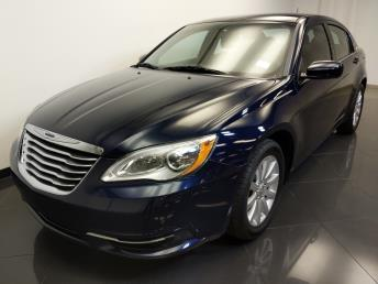 Used 2014 Chrysler 200