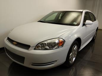 2014 Chevrolet Impala Limited LT - 1240029851