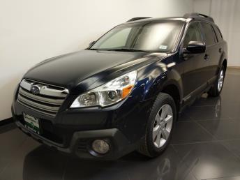2013 Subaru Outback 2.5i Premium - 1240029873