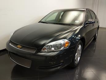 2016 Chevrolet Impala Limited LT - 1240029894