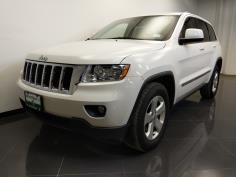 2012 Jeep Grand Cherokee Laredo