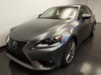 2015 Lexus IS 250  - 1240030043