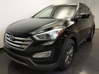 2013 Hyundai Santa Fe Sport  - 1240030075