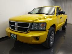 2008 Dodge Dakota Extended Cab SLT 6.5 ft