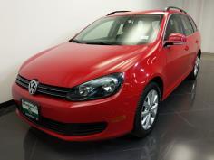 2013 Volkswagen Jetta SportWagen 2.5L SE