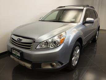 2012 Subaru Outback 2.5i Limited - 1240030119