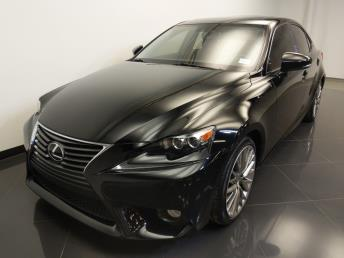 2014 Lexus IS 250  - 1240030137