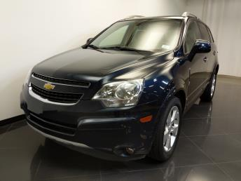 Used 2014 Chevrolet Captiva