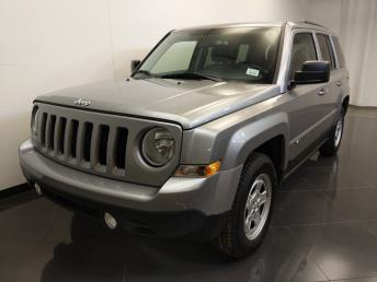 Used 2015 Jeep Patriot