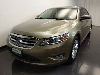 2012 Ford Taurus SEL - 1240030209