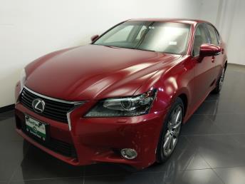 2013 Lexus GS 350  - 1240030255
