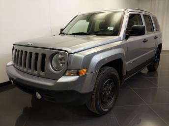 2016 Jeep Patriot Sport - 1240030370