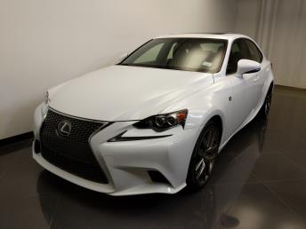 2015 Lexus IS 250 Crafted Line - 1240030373