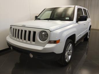 2014 Jeep Patriot Latitude - 1240030382