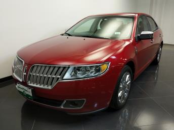 2012 Lincoln MKZ  - 1240030406