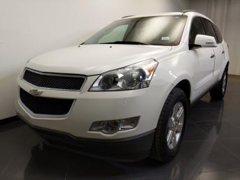 2012 Chevrolet Traverse LT - 1240030429