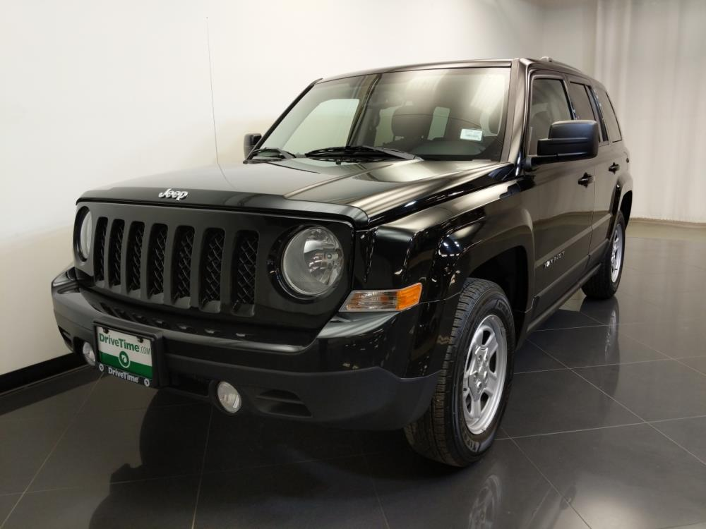 2016 Jeep Patriot Sport - 1240030475