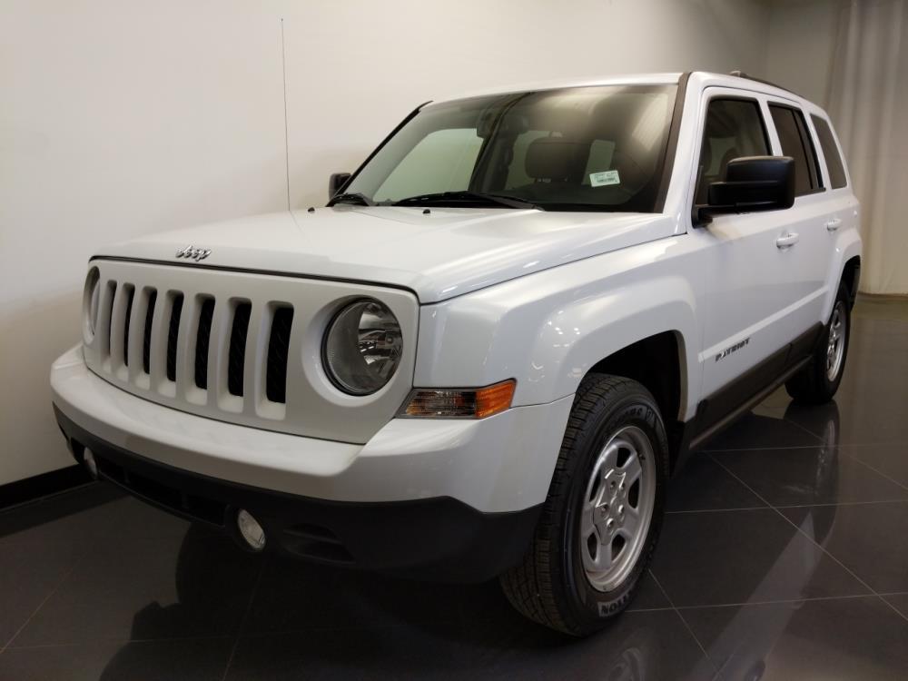 2017 Jeep Patriot Sport - 1240030482