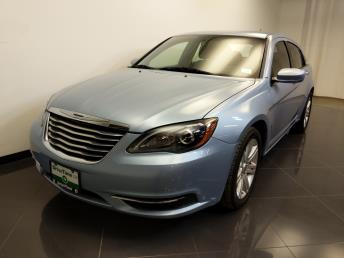 2013 Chrysler 200 LX - 1240030521