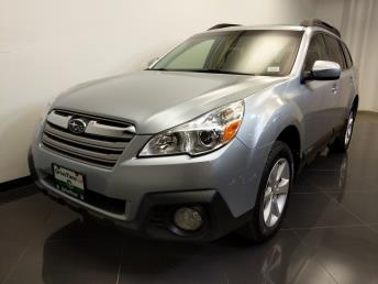 2013 Subaru Outback 2.5i Premium - 1240030560