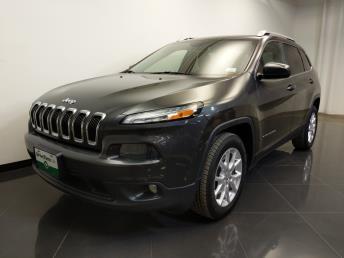 2014 Jeep Cherokee Latitude - 1240030574