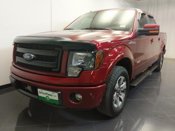 2013 Ford F-150 SuperCrew Cab FX2 5.5 ft - 1240030593
