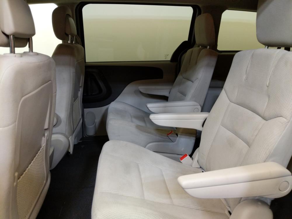 2015 Dodge Grand Caravan SXT - 1240030608