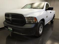 2014 Dodge Ram 1500 Regular Cab Tradesman 8 ft