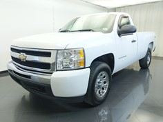 2009 Chevrolet Silverado 1500 Regular Cab Work Truck 8 ft