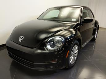 Used 2014 Volkswagen Beetle