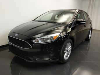 2017 Ford Focus SE - 1240030648