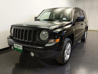 2016 Jeep Patriot Latitude - 1240030656