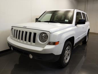 2016 Jeep Patriot Sport - 1240030659